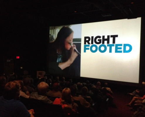 RightFootedinTheater